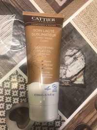 CATTIER - Soin lacté sublimateur - Après-soleil