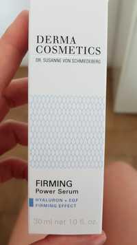 DERMA COSMETICS - Firming Power serum