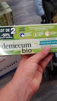 VADEMECUM - Fraîcheur nature - Dentifrice