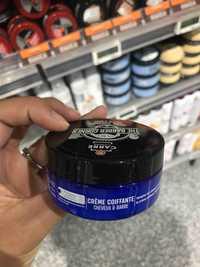 MARQUE REPÈRE - Carré Homme - Crème coiffante cheveux & barbe