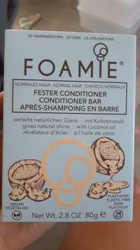 FOAMIE - Après-shampoing en barre