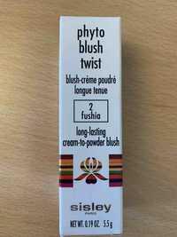 Sisley Paris - Phyto blush twist - Blush-crème poudré longue tenue 2 fushia