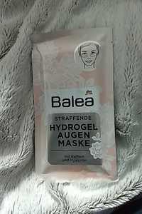 Balea - Hydrogel augen maske