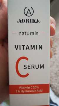 Aorika - Naturals - Vitamin C serum