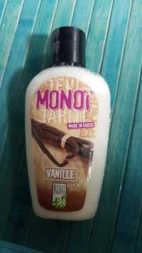 TEVI TAHITI - Vanille - Monoï de Tahiti