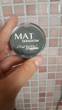 Miss Europe - Mat shadow