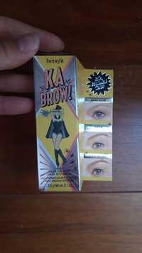 BENEFIT - Ka brow - Gel-crème coloré sourcils