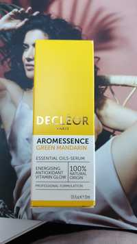 Decléor - Aromessence green mandarin - Essential oils-serum