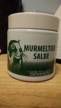 Unterweger - Murmeltier salbe