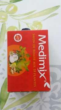 Medimix - Savon de beauté aux 18 plantes