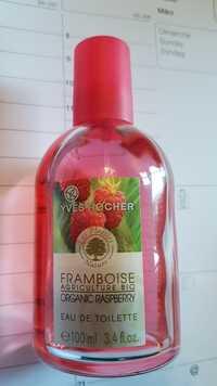 Composition De Rocher Framboise Eau Agriculture Bio Yves Toilette k8nOP0wX