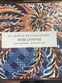 Fragonard - Le jardin de Fragonard - Rose lavande - Savon parfumé