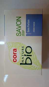 Cora - Bio nature - Savon sans parfum