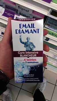 Email Diamant - Dentifrice Cure Intensive Blancheur