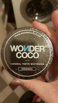 Wonder Coco - Original - Natural teeth whitening