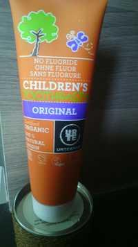 URTEKRAM - Original - Children's toothpaste