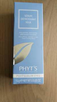 Phyt's - Sérum défroissant yeux