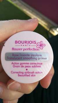 Bourjois - Flower Perfection - Base lissante incolore