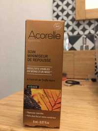 Acorelle - Extrait de truffe noire - Soin minimiseur de repousse