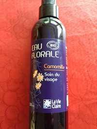 La Vie Claire - Eau florale de camomille - Soin du visage