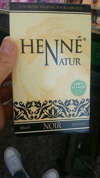 HENNEDROG - Henné natur - Coloration végétale noir