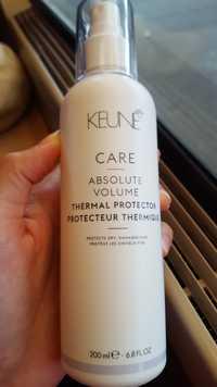 Keune - Care absolute volume - Protecteur thermique