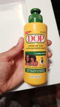 DOP - Crème de soins ultra-nourrissante