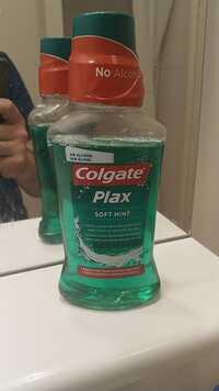 COLGATE - Plax soft mint