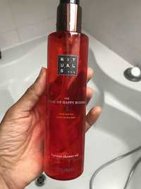 Rituals - The ritual of happy Buddha - Fortune shower oil