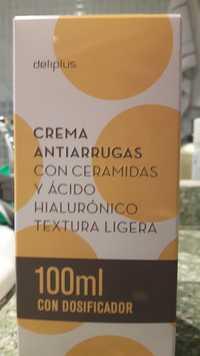 Deliplus - Crema antiarrugas