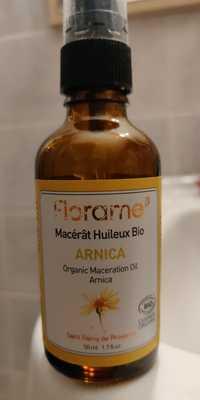 FLORAME - Arnica - Macérât huileux bio