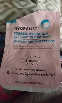 DIADERMINE - Hydralist - Masque hydratant express