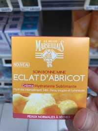 Le petit marseillais - Eclat d'abricot - Crème hydratante sublimante