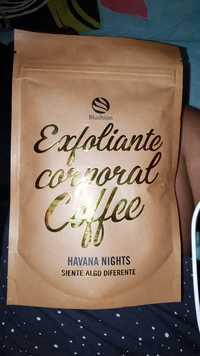 BLUSHION - Exfoliante corporal coffee