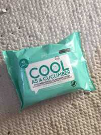 Primark - Cool as a cucumber - Lingettes démaquillantes