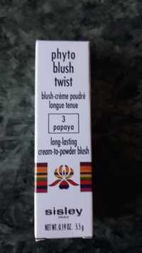 SISLEY - Phyto blush twist - Blush-crème poudré