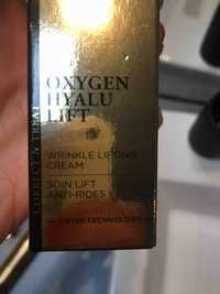 KARIN HERZOG - Oxygen hyalu lift - Soin lift anti-rides