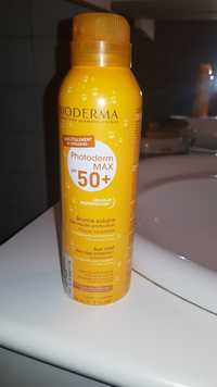 Bioderma - Photoderm max spf 50+ - Brume solaire
