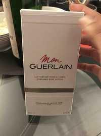 GUERLAIN - Mon - Lait parfumé pour le corps
