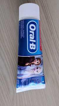 ORAL-B - Frozen II - Dentifrice fluoré sans sucre