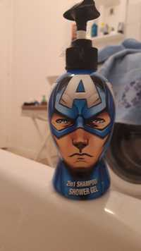 Marvel - 2 in 1 shampoo shower gel