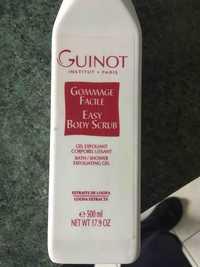 Guinot - Gommage facile  - Gel exfoliant corporel lissant