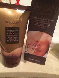 Phytorelax - Olio di argan silhouette - Crema attiva seno e décolleté