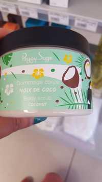 Peggy Sage - Noix de coco - Gommage corps