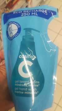 Cosmia - Gel lavant mains minéraux marins