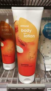 Hema - Almond - Body lotion nourishing