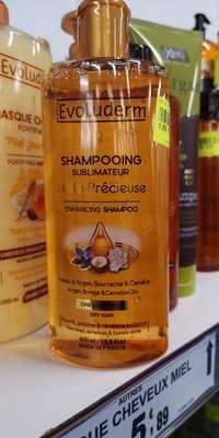 EVOLUDERM - Huile Précieuse - Shampooing sublimateur