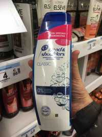 Head & Shoulders - Classic - Shampooing antipelliculaire