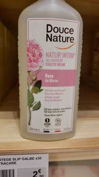 DOUCE NATURE - Natur'intim - Gel douceur toilette intime rose