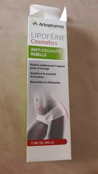 Arkopharma - Lipoféine Cosmetics - Anti-cellulite rebelle